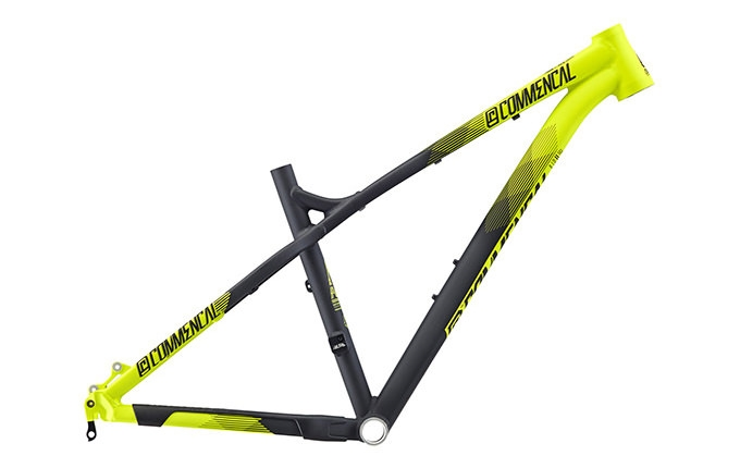 FRAME META HT AM 650B YELLOW 2016
