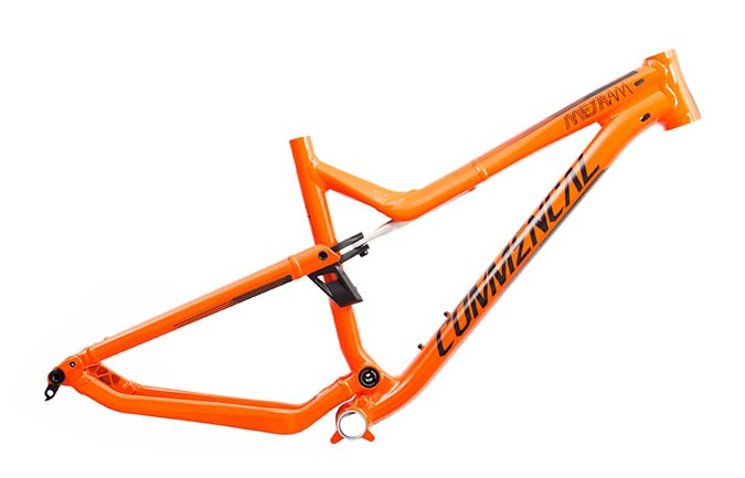 FRAME META AM V4 650B ORANGE TEAM 2017