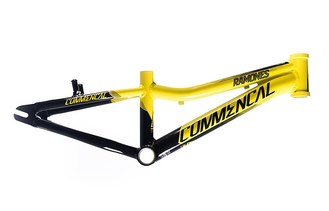 FRAME RAMONES 16 YELLOW 2017