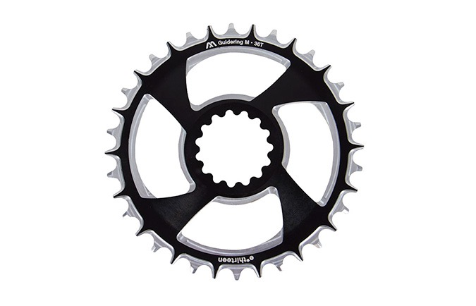 CHAINRING E13 GUIDERING 36T DIRECT MOUNT