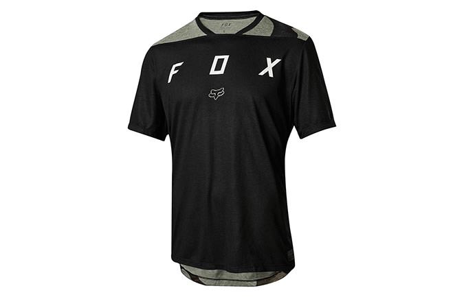 FOX INDICATOR MASH SHORT SLEEVE JERSEY CAMO BLACK 2018