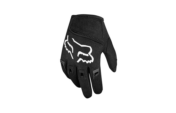 FOX KIDS DIRTPAW GLOVES BLACK 2019
