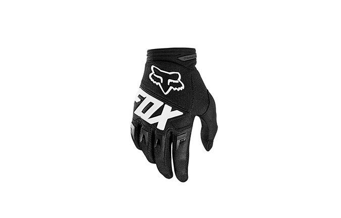 FOX YOUTH DIRTPAW GLOVES BLACK 2019