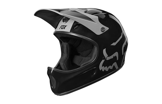 FOX RAMPAGE HELMET BLACK 2019