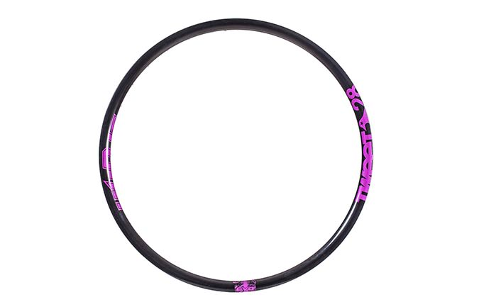 "SPANK RIM 26"" TWEET TWEET 32H PURPLE 2016"