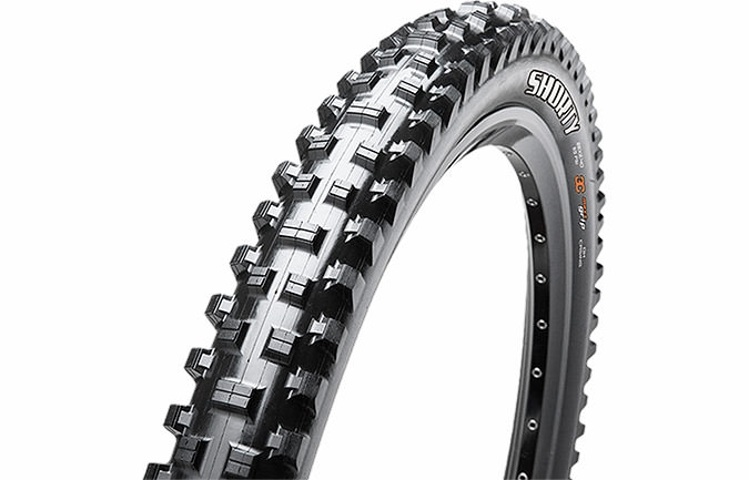 "MAXXIS SHORTY 27,5"" x 2,40"" DH CASING 3C TIRE"