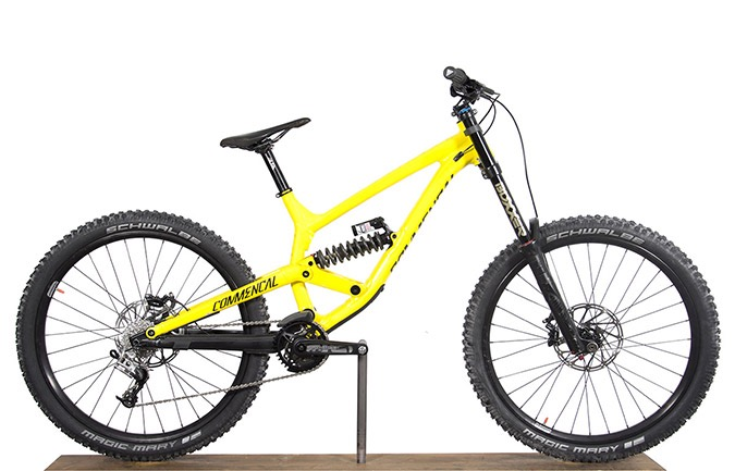 Commencal Second Hand | DH/Freeride