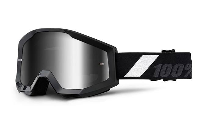 100% GOGGLE STRATA YOUTH GOLIATH CLEAR LENS
