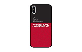 COMMENCAL IPHONE X-XS CASE RED 2019