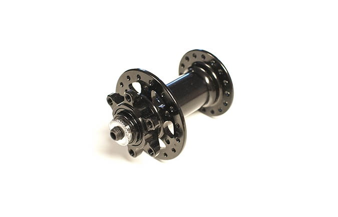 FRONT HUB 9MM 32H