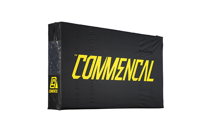 BOX COVER BLACK AND YELLOW
