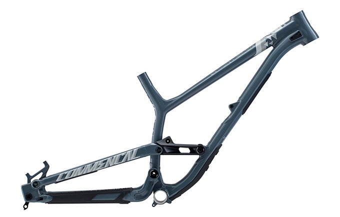 FRAME  NEW FURIOUS GREY 2020