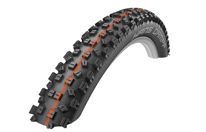 SCHWALBE HANS DAMPF 27.5 X 2.35 SUPER GRAVITY ADDIX SOFT