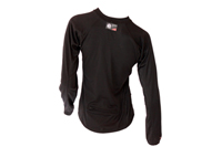 JERSEY SONORA FAME BLACK LONG SLEEVE