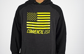 HOODIE  COMMENCAL USA 2016