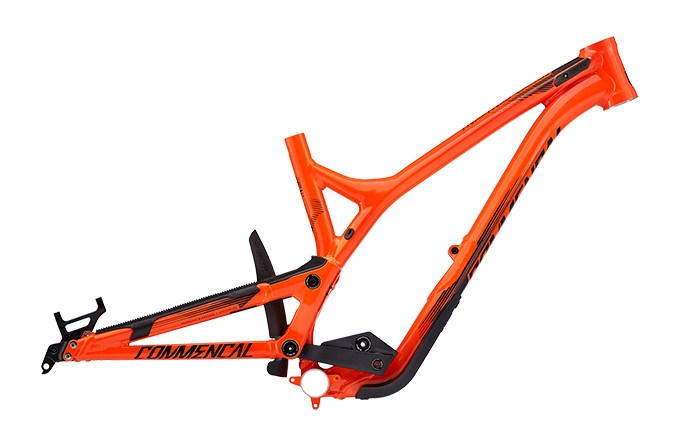 FRAME SUPREME DH V4.2 650B ORANGE 2017