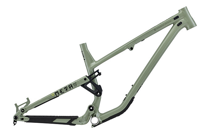 FRAME META AM 29 GREEN 2021