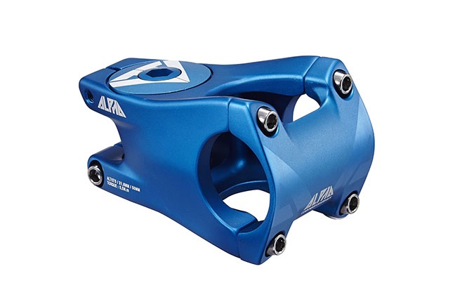 RIDE ALPHA FREERIDE STEM 50MM COLOR