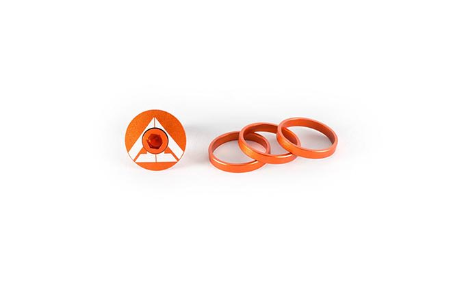 RIDE ALPHA TOP CAP ORANGE