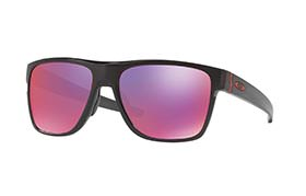 SUNGLASSES OAKLEY CROSSRANGE XL BLACK INK/PRIZM ROAD