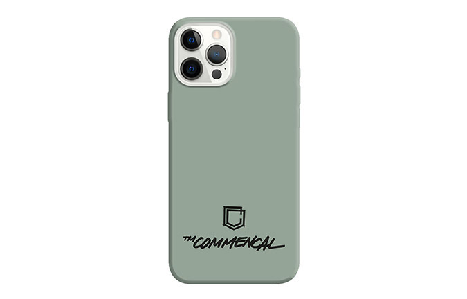 COMMENCAL IPHONE 12 CASE HERTIAGE GREEN