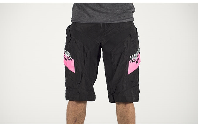 SHORT ENDURO PINK 2015