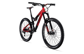 META AM V4 RACE 650B ROCKSHOX RED 2016