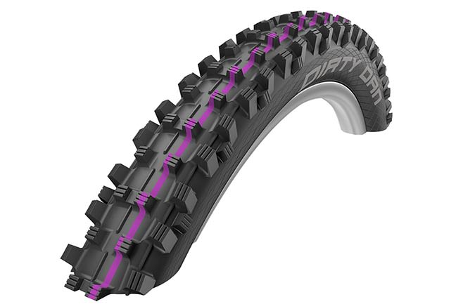 SCHWALBE DIRTY DAN 27.5 X 2.35 SUPER GRAVITY ADDIX ULTRA SOFT