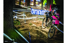 PHOTO PRINT : MYRIAM NICOLE - SUPREME DH RACING