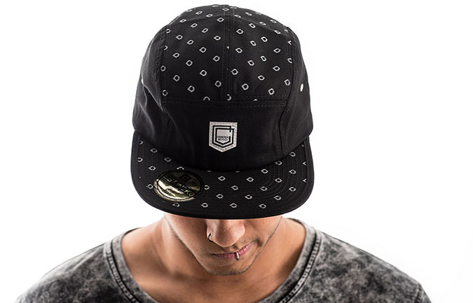 FIVE PANEL COMMENCAL CAP