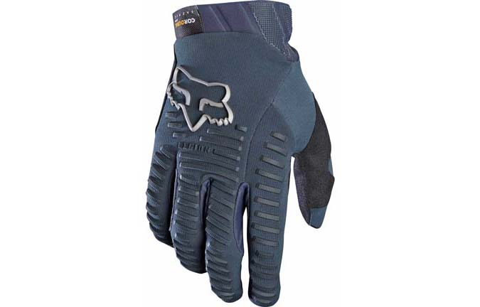 FOX LEGION GLOVES CHARCOAL