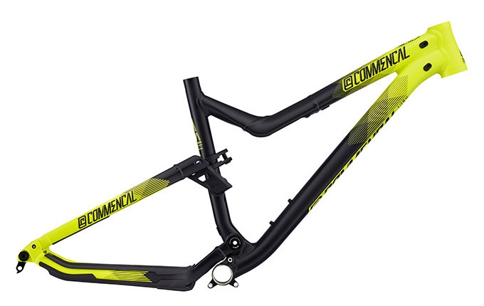 FRAME META AM V4 650B YELLOW 2016