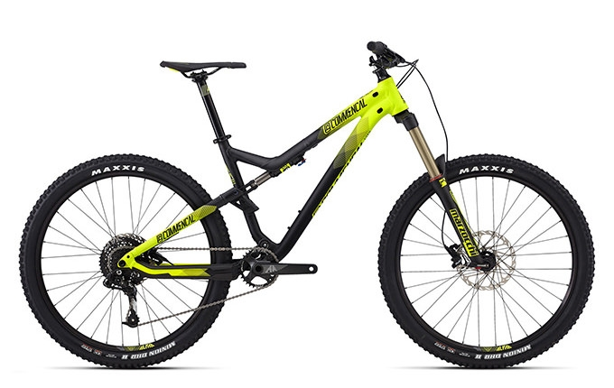 META AM V4 ORIGIN 650B YELLOW 2016