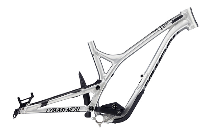 FRAME SUPREME DH V4.2 650B BRUSHED 2018
