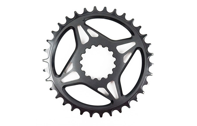 E13 DIRECT MOUNT 28T 10/11 SPEED BOOST CHAINRING BLACK