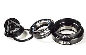 RIDE ALPHA HEAD EC44/EC56 OFFSET 5MM