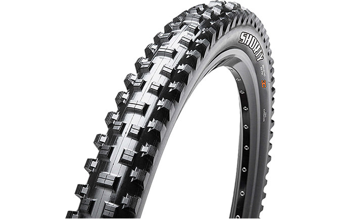 MAXXIS SHORTY 27,5X2,5 / 3C / TR / DH / WT