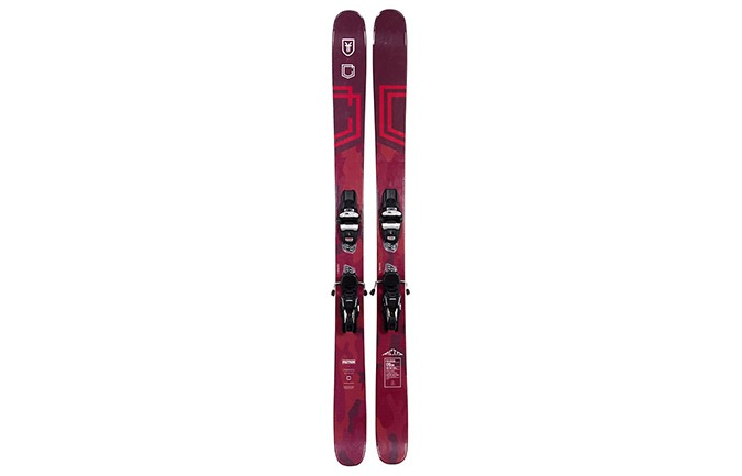COMMENCAL META SKIS 177 + MARKER GRIFFON 11 BINDINGS TCX DEMO