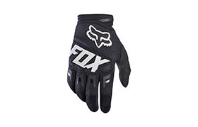 FOX DIRTPAW RACE GLOVES BLACK 2019