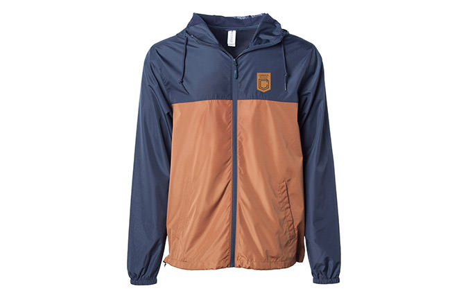 CLASSIC NAVY / ORANGE JACKET 2018
