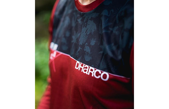 DHARCO LONG SLEEVE KYLE SRAIT RAMPAGE EDITION JERSEY 2018