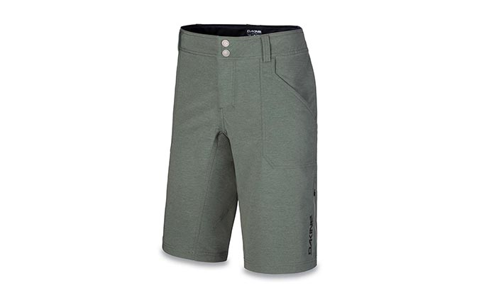 DAKINE ZELLA WOMEN SHORTS BALSAM GREEN 2018