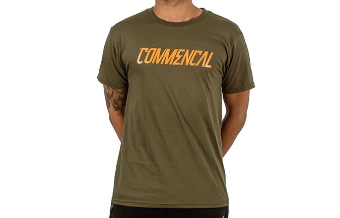 T-SHIRT CORPORATE MILITARY GREEN 2018
