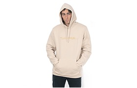 COMMENCAL HOODIE OFF-WHITE