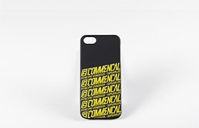 IPHONE 5/5S CASE TEXT 2016