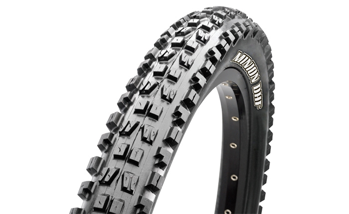 MAXXIS MINION DHF TIRE 26X2.50 3C 2 PLY 60 TPI
