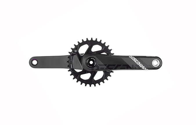 TRUVATIV DESCENDANT CARBON EAGLE 12V CRANKSET 175MM