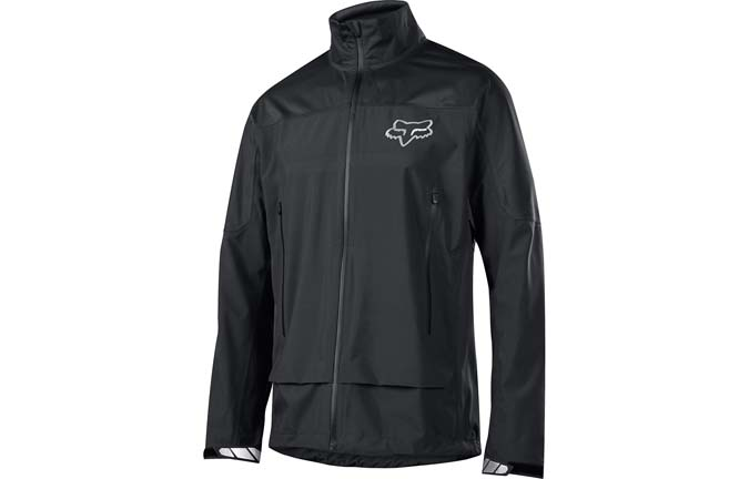 FOX ATTACK WATER JACKET BLACK 2019