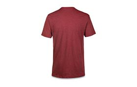 DAKINE SHORT SLEEVE HEAD TUBE TECH T HEATHER BURGUNDY 2018