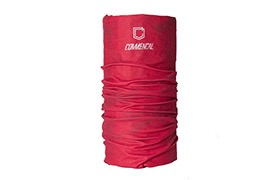 COMMENCAL MICROFIBER BUFF NECKWARMER RED 2019